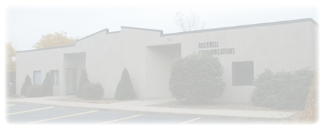 Rockwell Communications Inc Logo
